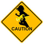 Caution: Bro Crossing