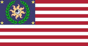The Flag of United Equestria by LanceShield
