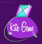Kite Gems Logo by Fad-Artwork