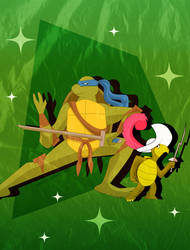 7.Turtle by Fad-Artwork