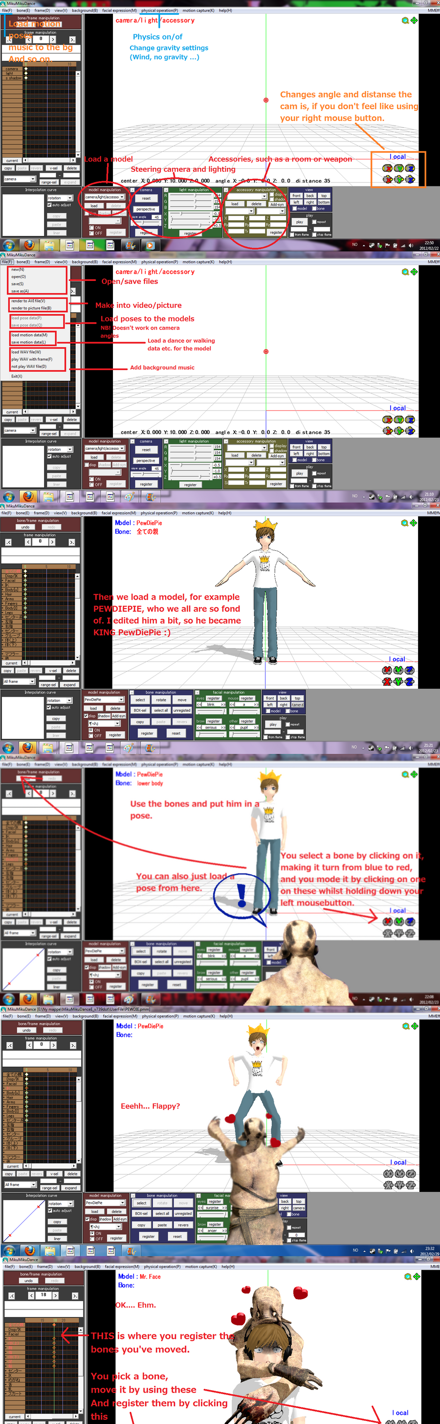 MMD tutorial by AleNor1