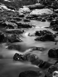 Stream B+W by Lolipop66