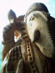 Ganesha by unnatural-disaster