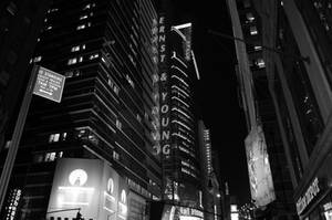 New York New York by whiteravenimages