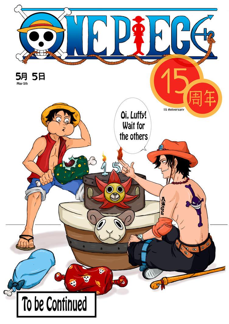 Birthday Calendar One Piece : Luffy s birthday by vanessaportrait on deviantart