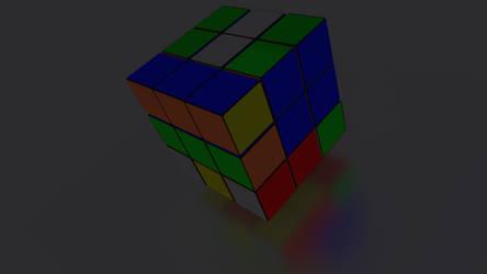 Rubik's Cube by chaosmac