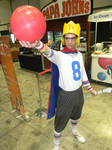 King of the Playground by DartFeld