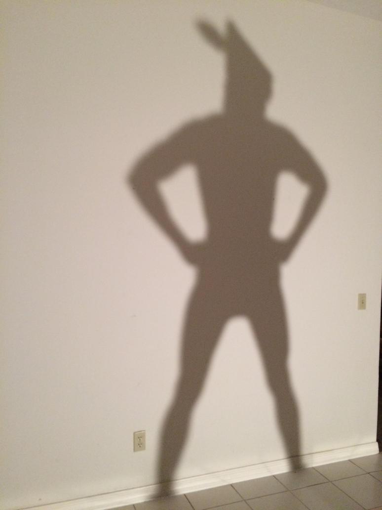 Peter Pan's Shadow by DartFeld