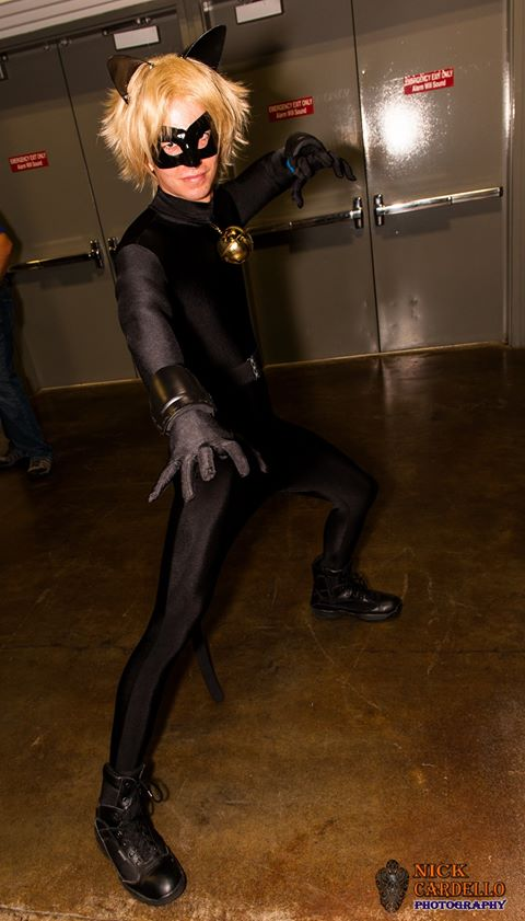 Cat Noir cosplay by DartFeld