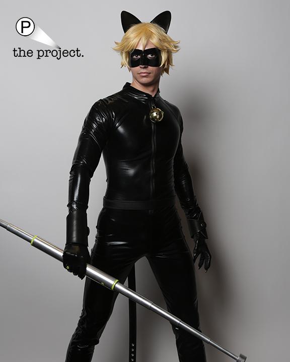 Chat Noir cosplay by DartFeld