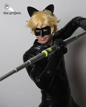 I'm Chat Noir, At Night I Rule