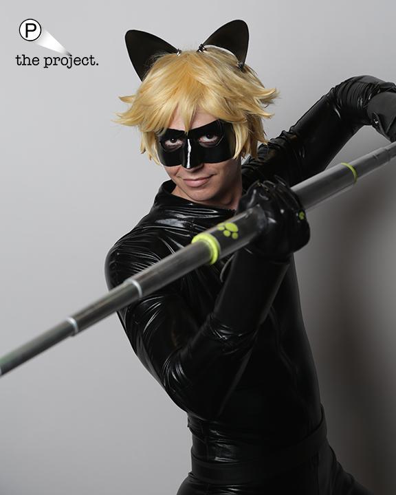 I'm Chat Noir, At Night I Rule by DartFeld