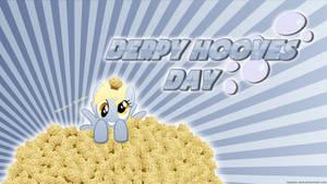 Derpy Hooves Day 2012 Wallpaper
