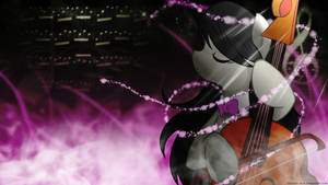 Octavia is the Element of Music - Wallpaper