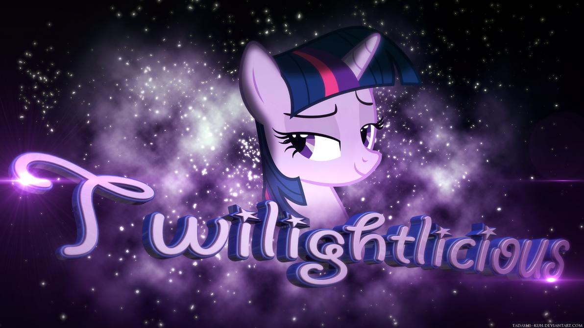 Twilightlicious by Tadashi--kun