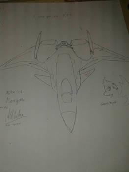 contrail's adfx-01 Morgan
