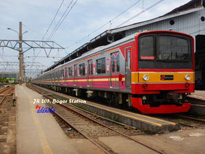 JR 205 Series Commuter