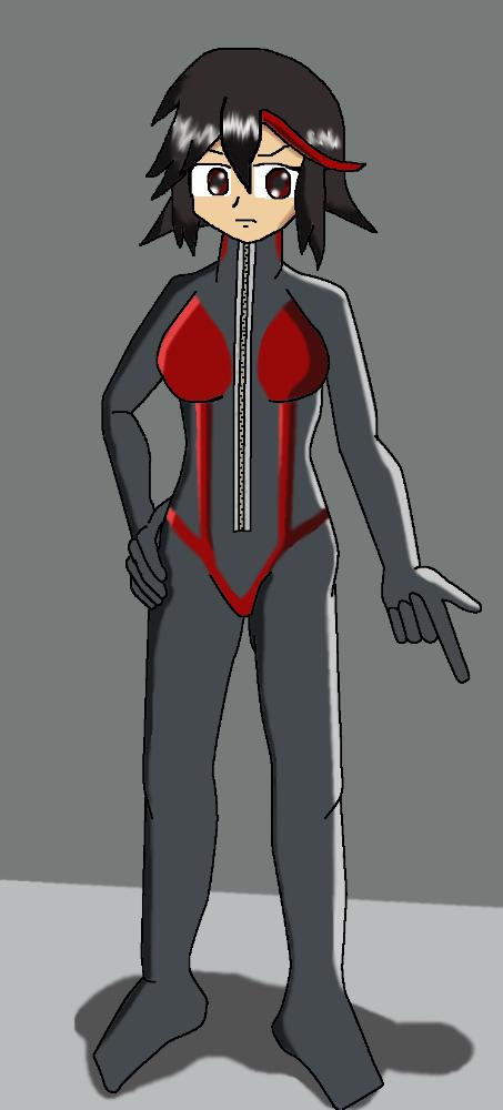 Latex Ryuko by JDogindy