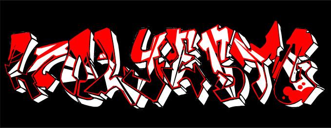 HolyestGrail Graffiti by HolyestGrail