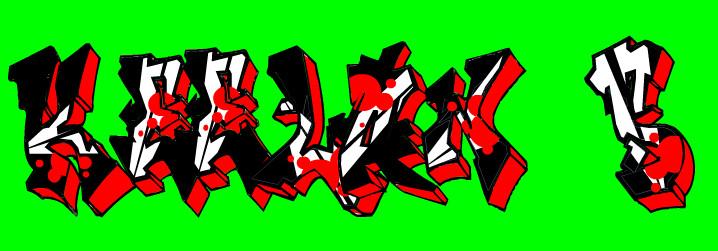 Keelan S Graffiti Art by HolyestGrail