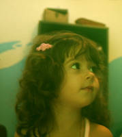 little girl by firefliesinjune