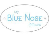 Znalezione obrazy dla zapytania my blue nose friends logo