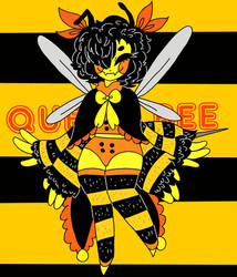 u can call me queen bee by cclownteeth