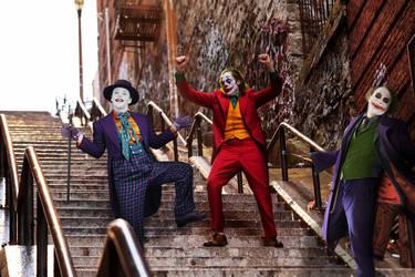 Joker's Dance.
