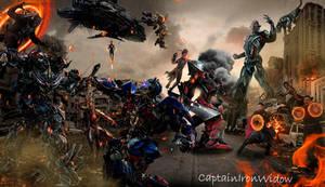 Avengers: Ultron's Revenge