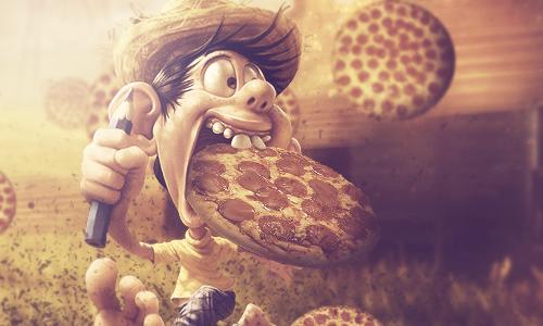Pizza Boy Dare by RagingMarshmellow