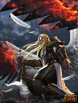 Fallen Angel Lucifer