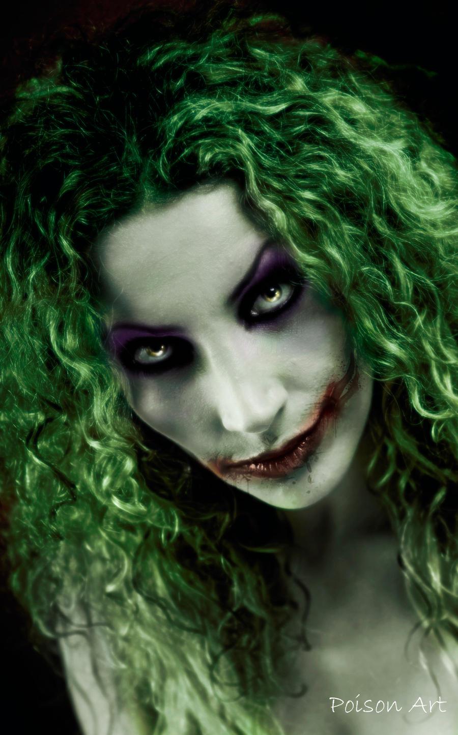 Joker Girl