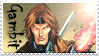 Gambit Stamp by Akudemonicwolf