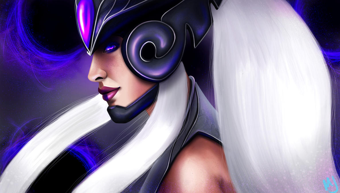 Syndra by Meltedjujubees