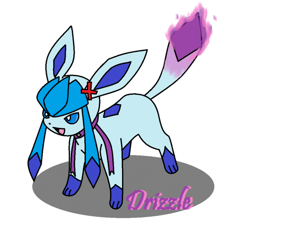 Drizzle's New Power by Drizzle-The-Glaceon