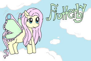 Flutterby by DrizzleDaydream