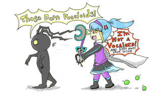 Those Darn Vocaloids! by DrizzleDaydream