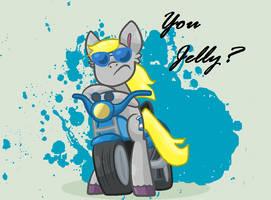 You Jelly? by DrizzleDaydream