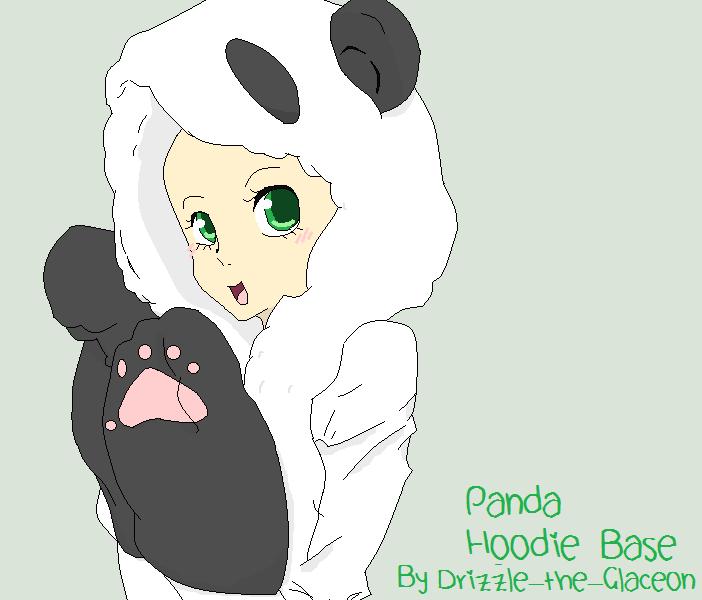 Panda Girl Base by DrizzleDaydream on DeviantArt