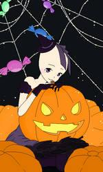 Halloween Love Base by DrizzleDaydream
