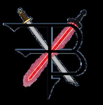 FlasingBlades Pixel Logo by DrizzleDaydream