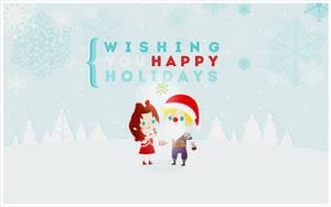 Clerith - Happy Holidays by Stray-Arrows