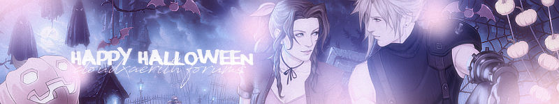Cloud x Aerith Banner for Clerith forums 3
