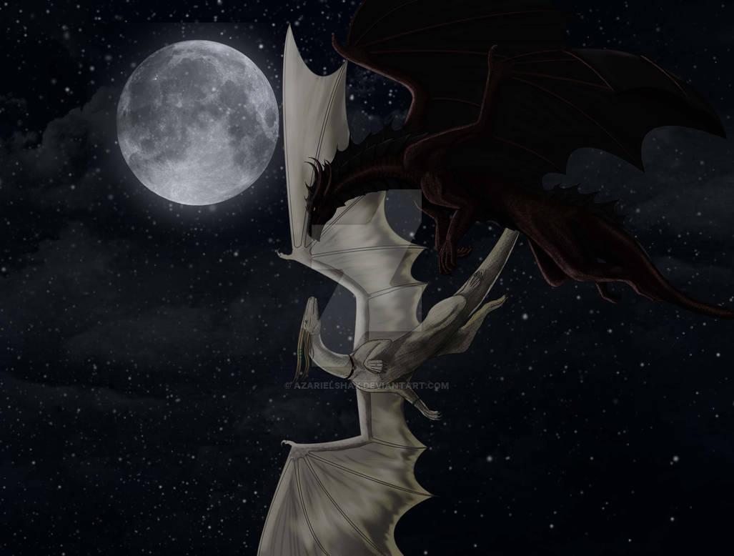 Shadowking and Moonprincess