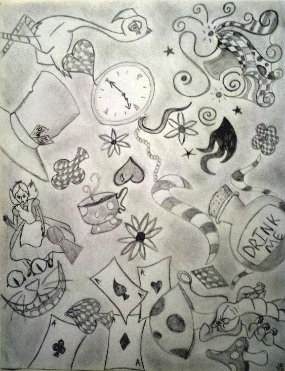 The Rabbit Hole by Nerdychic101