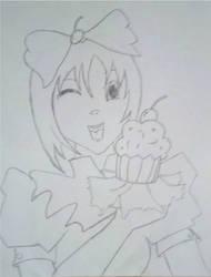 Cupcake by Nerdychic101