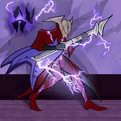 Devil Trigger Nevan