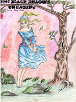 elf in wind of Mist World by Mistgod
