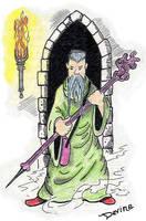 temple cleric by Mistgod