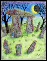 Magic Megalith by Mistgod